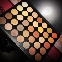 Morphe Brushes Palette